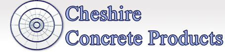 Cheshire Concrete Products logo